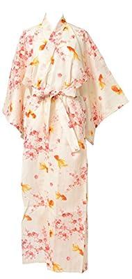 Kimura Jitsugyo Women's Kyoto Traditional Easy Wearing Kawaii Yukata Robe(Japanese Casual Kimono) Set 2