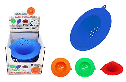 Silicone Sink Strainer, Case of 160