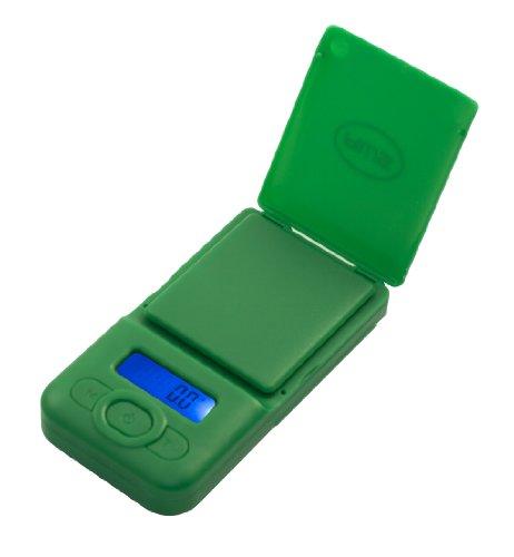 American Weigh Scale V2-600 Digital Pocket Scale, Green, 600