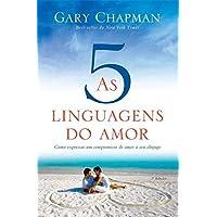 As Cinco Linguagens do Amor  - Capa Dura