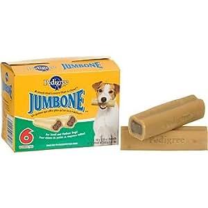 Amazon.com : Pedigree Small-Medium Jumbone Dog Chew, Pack