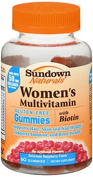 sundown naturals gummies - 4