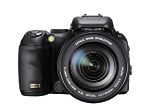 Fujifilm Finepix S200EXR 12MP Super CCD Digital Camera with 14.3x Optical Triple Image Stabilized Zoom and 2.7 inch LCD