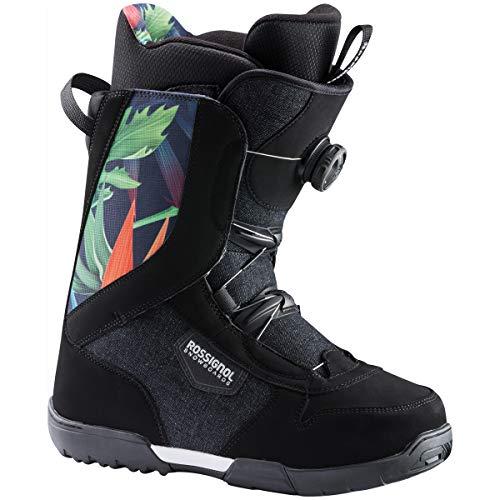 Rossignol Alley Boa H3 Snowboard Boot 2019 - Women's 100 (Best Womens Snowboard Boots 2019)