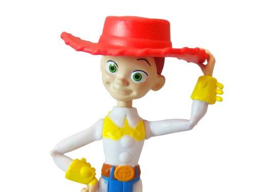 Disney/Pixar Toy Story Jessie Figure, 4″