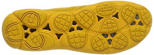 G Dk Damen Yellowc2006 Gelb Geox D Nebula Sneakers qtxWPYA