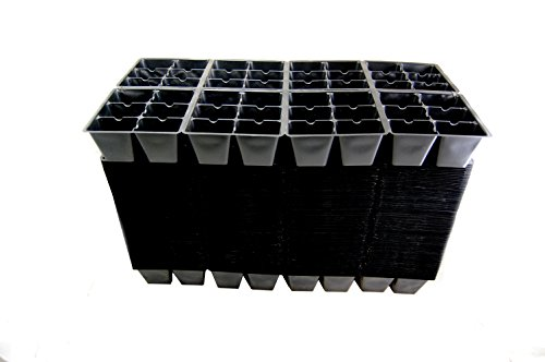 806 Inserts - 48 Growing Cells per Insert - Propagation Inserts - Case of 100 by Growers Solution