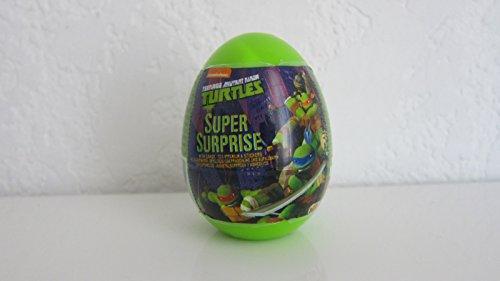-in USA- 1 Teenage Mutant Ninja TURTLES- Plastic surprise egg- (Teenage Mutant Ninja Turtles Eggs compare prices)