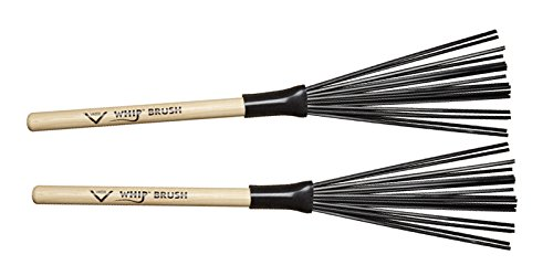 Vater Drum Brushes (Vater Percussion VWB Whip Brush)