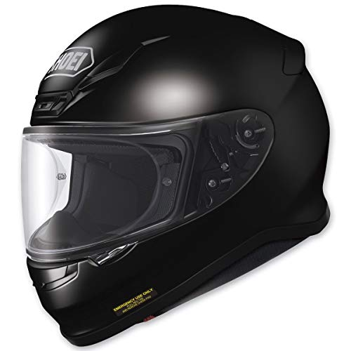 Shoei RF-1200 Black Full Face Helmet - Large
