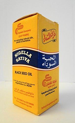 Nigella Sativa Black Seed Oil 120ml (Large Size)