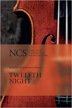 Twelfth Night (The New Cambridge Shakespeare)