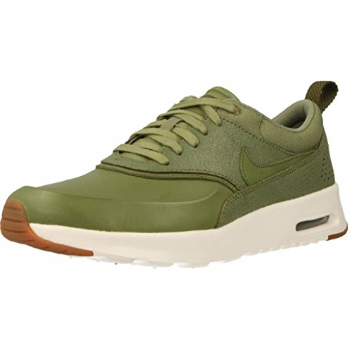 Nike air max thea PRM Womens Running Trainers 616723 Sneakers Shoes (UK 4 US 6.5 EU 37.5, Palm Green sail 305)