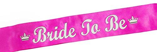 Beautiful Bride To Be Sash! Bride To Be Sashes, Bachelorette Sash, Bridal Sash, Bride Sash, bachelorette party sashes, bridal shower sash, bridal party sashes