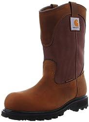 Carhartt Women's CWP1250 Work Boot,Bison Brown Oil Tan,6 M US