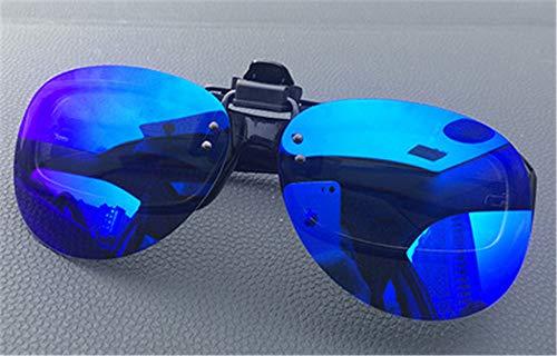 de polarizadores Mujeres Que de Gafas C Clips Especiales miopía E y Sol Clips conducen Sol de de Gafas Gafas KOMNY Sol de de Hombres EtgwqfUWc