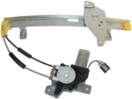 Power Window Regulator W// Motor for 97-05 Buick Century Regal Intrigue Rear Left