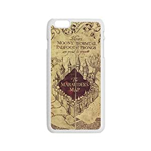The Marauders Map Cell Phone Case for Iphone 6