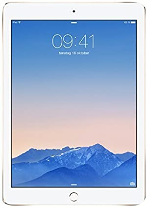 New Apple MH0W2LL/A iPad Air 2 Gold 9.7-Inch Retina Display, 16GB, Wi-Fi