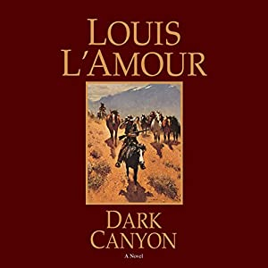 Dark Canyon Audiobook