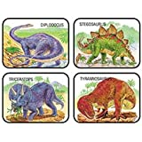 Dinosaurs Stickers 5 sheets of 20 stickers