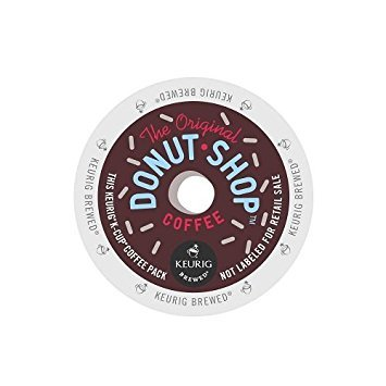 Coffee People Donut Shop Medium Roast Extra Bold, Keurig K-Cups (192 Count) by Coffee People