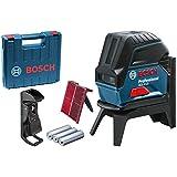 Nível À Laser Gcl2-15 + Gancho + Maleta Bosch Azul