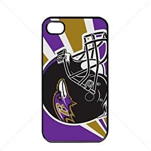 NFL American football Baltimore Ravens Fans Case For Samsung Note 3 Cover PC Soft (Black)
