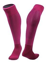 Lovely Annie Big Girl's 1 Pair Knee High Sports Socks Plain M
