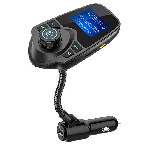 Nulaxy Bluetooth Car FM