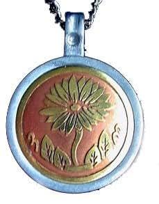 CHU HUA Easy Life Talisman Amulet Pendant Necklace