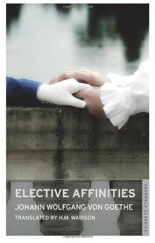 Book cover for Elective Affinities
