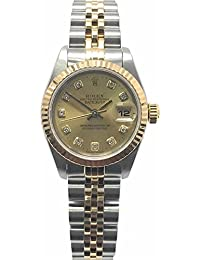 Datejust swiss-automatic womens Watch 79173 (Certified Pre-owned)