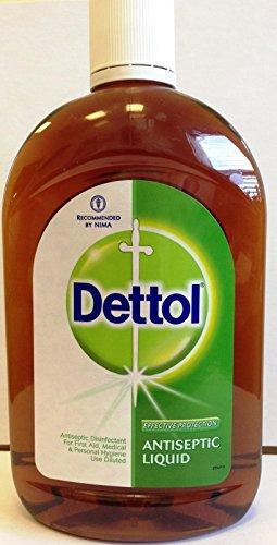 Dettol Liquid Antiseptic (Dettol Antiseptic Liquid, 16.9 oz. (2 Bottles))