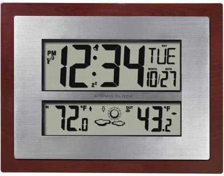 Better Homes Gardens Better Homes and Gardens Atomic Clock