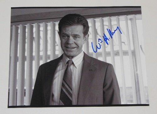 fargo-william-h-macy-authentic-signed-autographed-b-w-8x10-photo-loa