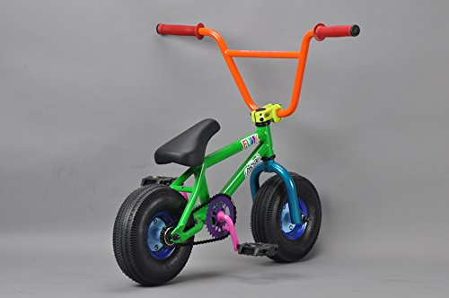 Rocker Bmx Mini Bmx Bike Irok Funk Rkr Lifestyle Updated