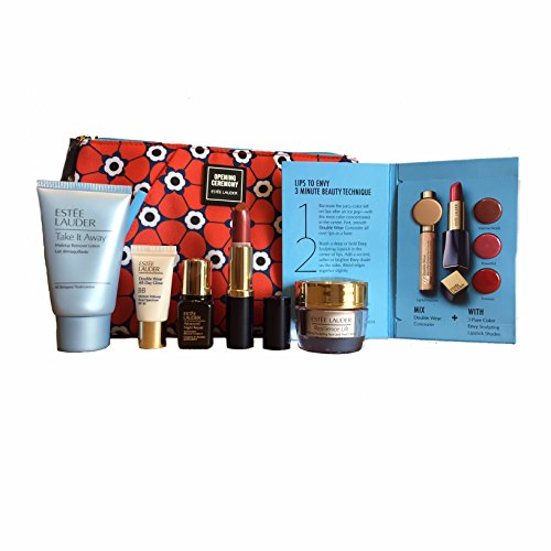 Estee Lauder/opening Ceremony 2015 Fall Resilience Lift Firming with 3.0 Double Wear All-day Glow Bb Gift Set