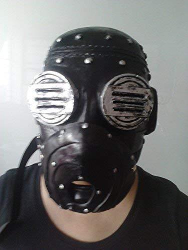 WRESTLING MASKS UK Sid Wilson - Style- Deluxe Fiberglass - Mask -