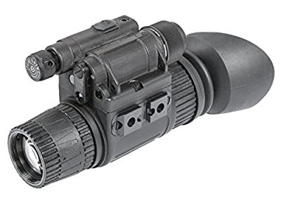 Armasight NSMNYX14M429DH1 MNVD 40-2HD Gen 2+ High-Definition Multi-Purpose Night Vision Monocular, Black from FLIR Outdoor and Tactical Systems, Inc
