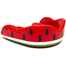 Damage Control Watermelon Mouthguard - Red