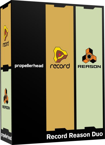 Record Propellerhead (Propellerhead Record Reason Duo)