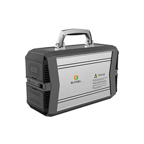 YZ-YUAN 300W 500W 1000W Portable Outdoor Multifunctional Emergency Power Supply, Input 15V-30V,18.5V-25V,32V-45V, Inverter for Mobile, Tablet, Laptop and More Equipment, ()