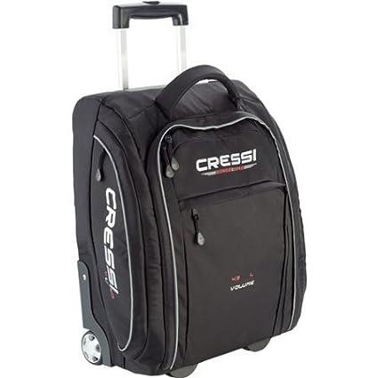 Amazon.com: Cressi Vuelo 6.2lbs (2.8kg) Bolsa de viaje ...