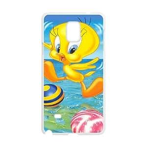 Samsung Galaxy Note 4 Phone Case Cover Tweety Bird D12745