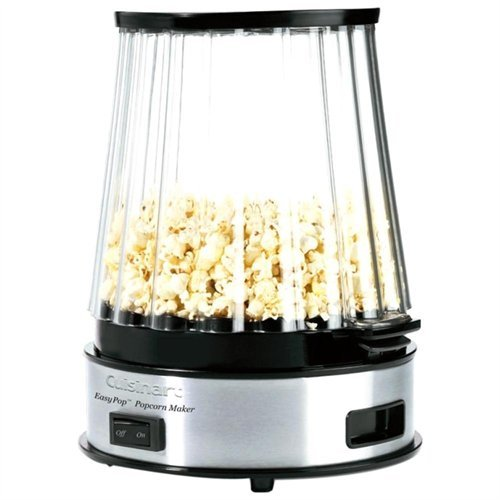 Cuisinart CPM 900BK EasyPop Popcorn Maker