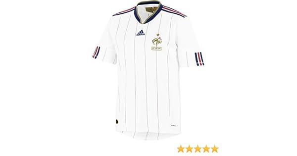adidas – Camiseta de fútbol selección Francia FFF Exterior Color ...