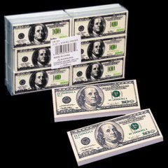 100 Bill Money Rubber Erasers (36) (Dollar Eraser)