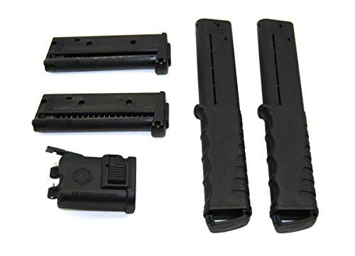 Tippmann 98 Feed Elbow - Tippmann 98 Mag Adapter Kit Package