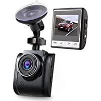 Car Dash Camera, ELEPHAS Full HD 1080P [2.4 LCD Screen] Car Video Recorder [Vehicle Dashboard Camera] with WDR Night Vision [170 Wide Angle] [G-Sensor] [Loop Recording] [2.4 LCD Screen]